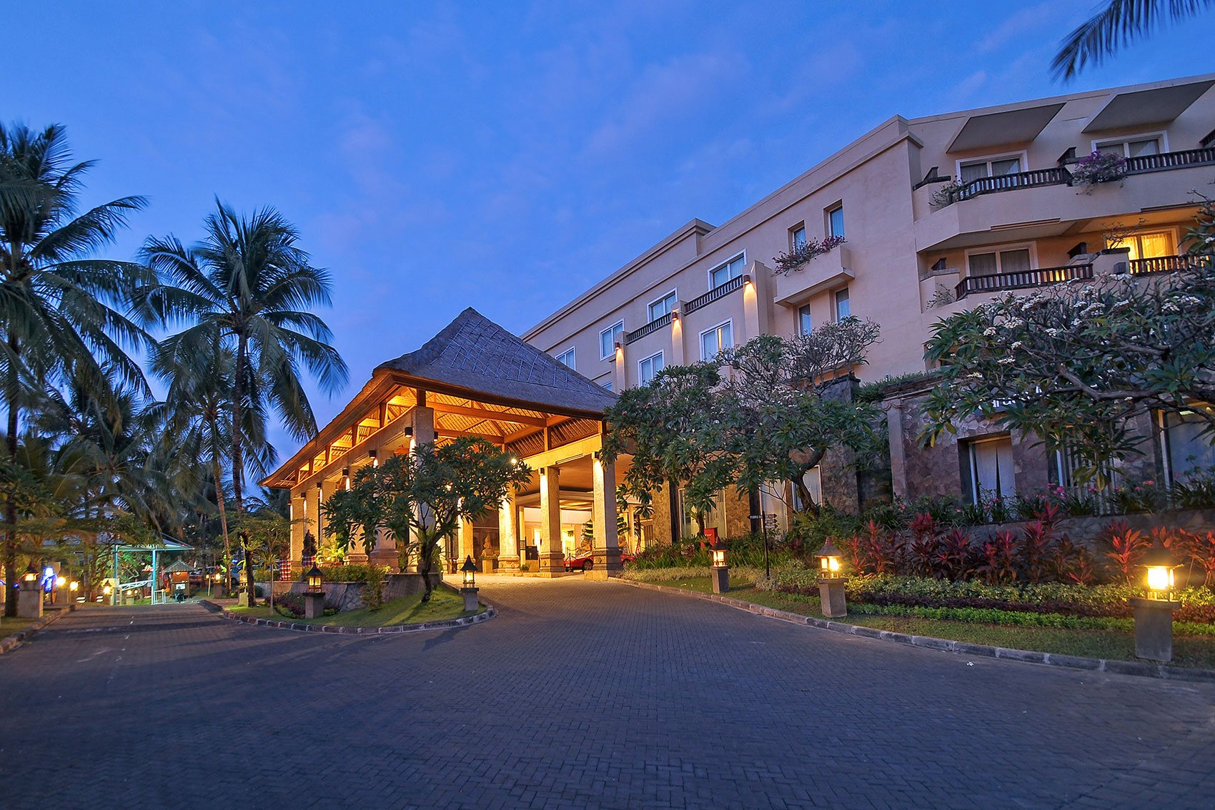 Hotel In Kuta Bali Paradiso The Official Website Voucher Value Indonesia 123456